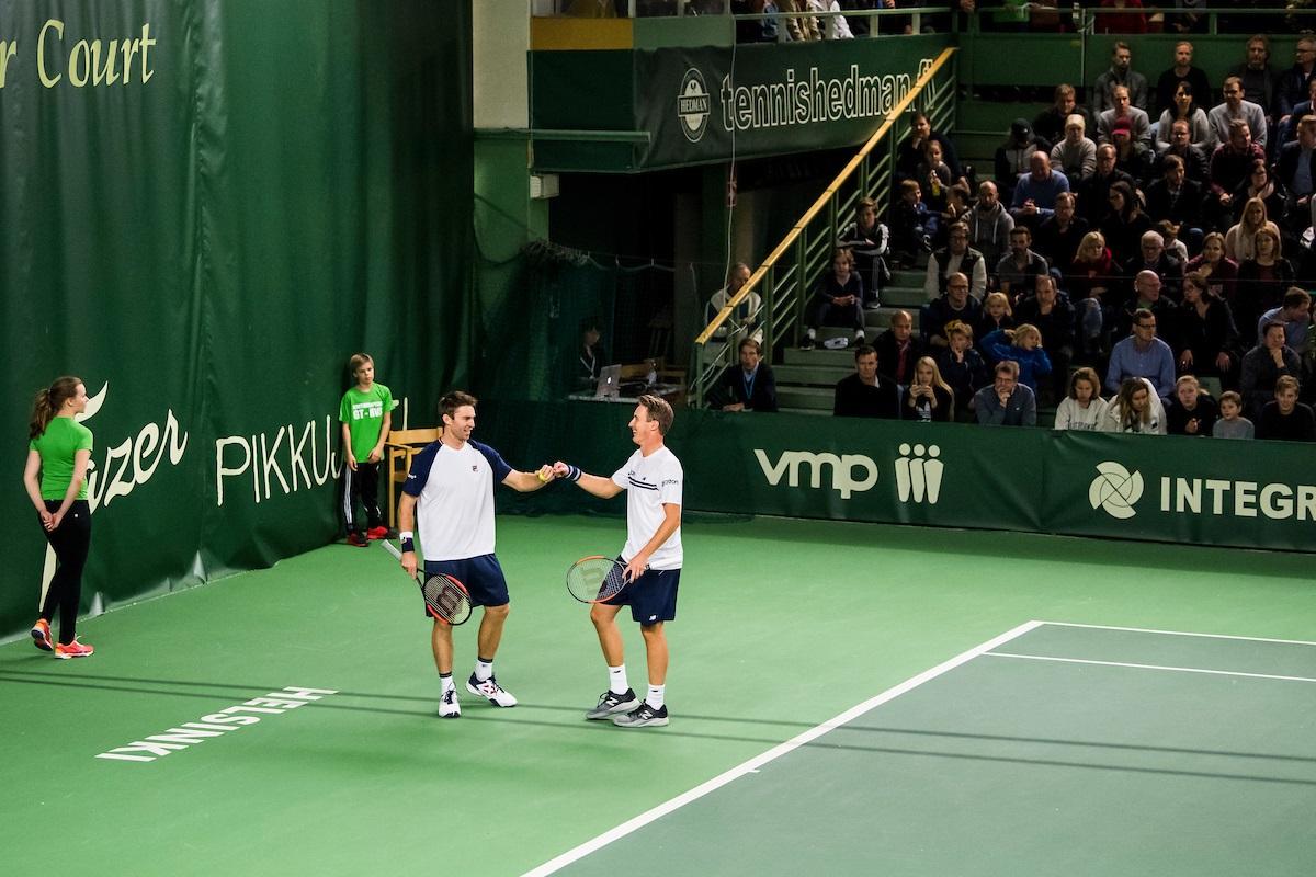 Tennis Helsinki