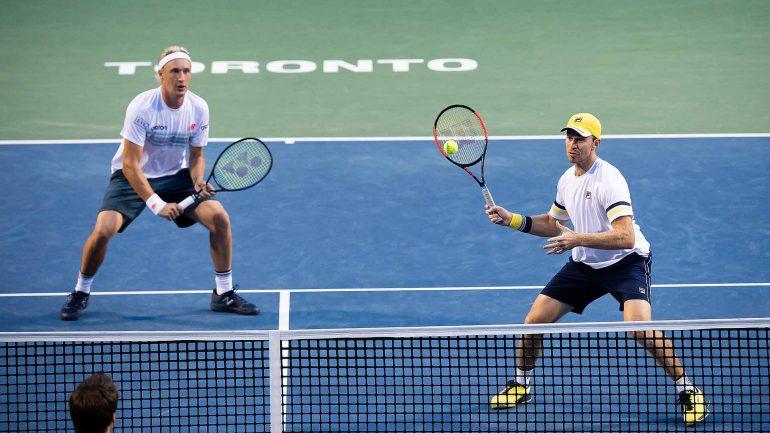 Kontinen/Peers loppuotteluun Torontossa | Suomen Tennisliitto
