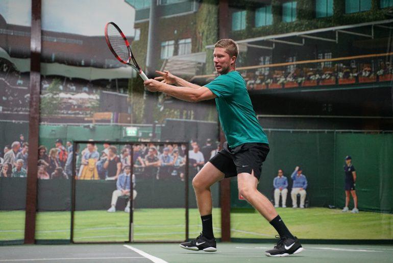 Norpe Tennisliigaa Valkeakoskella | Uutisarkisto | Tennisliiga